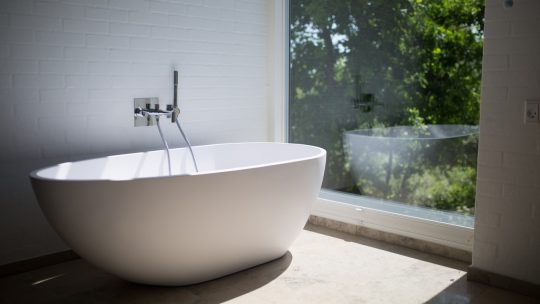Maak je badkamer lente klaar